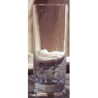 Coste crystal glass 24% hand cut cl.21